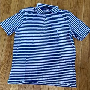 Polo by Ralph Lauren Small white & blue